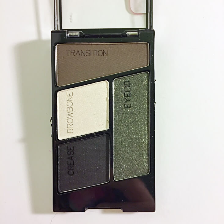 wet n wild coloricon Eyeshadow Quad Lights Out