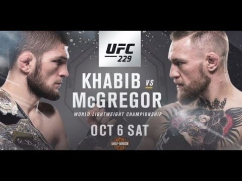Live Streaming Pertandingan Ufc Conor Mcgregor Vs Khabib Nurmagomedov