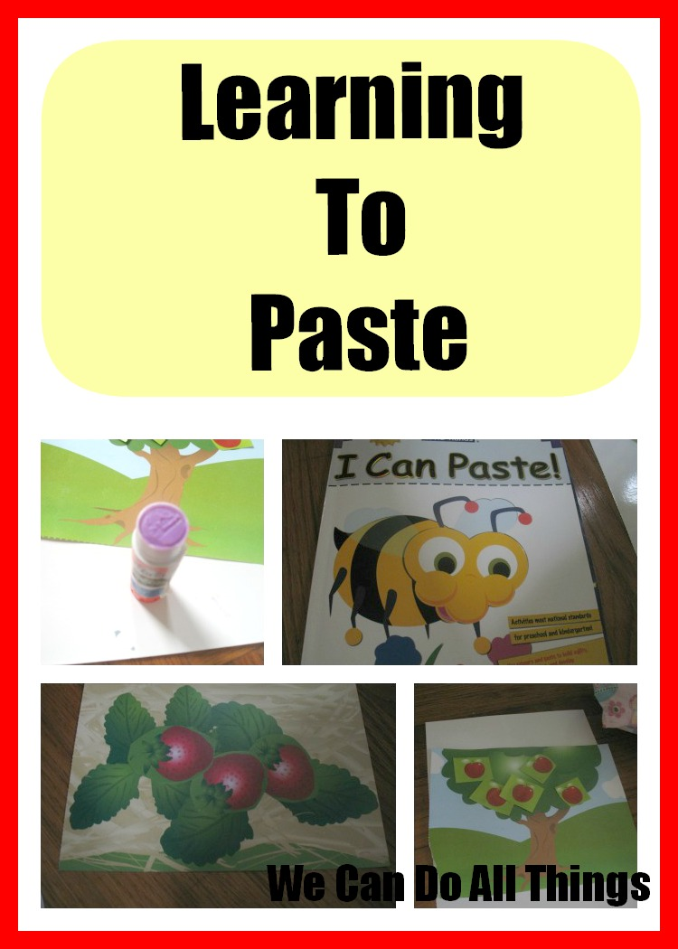 We Can Do All Things: Learning To Paste