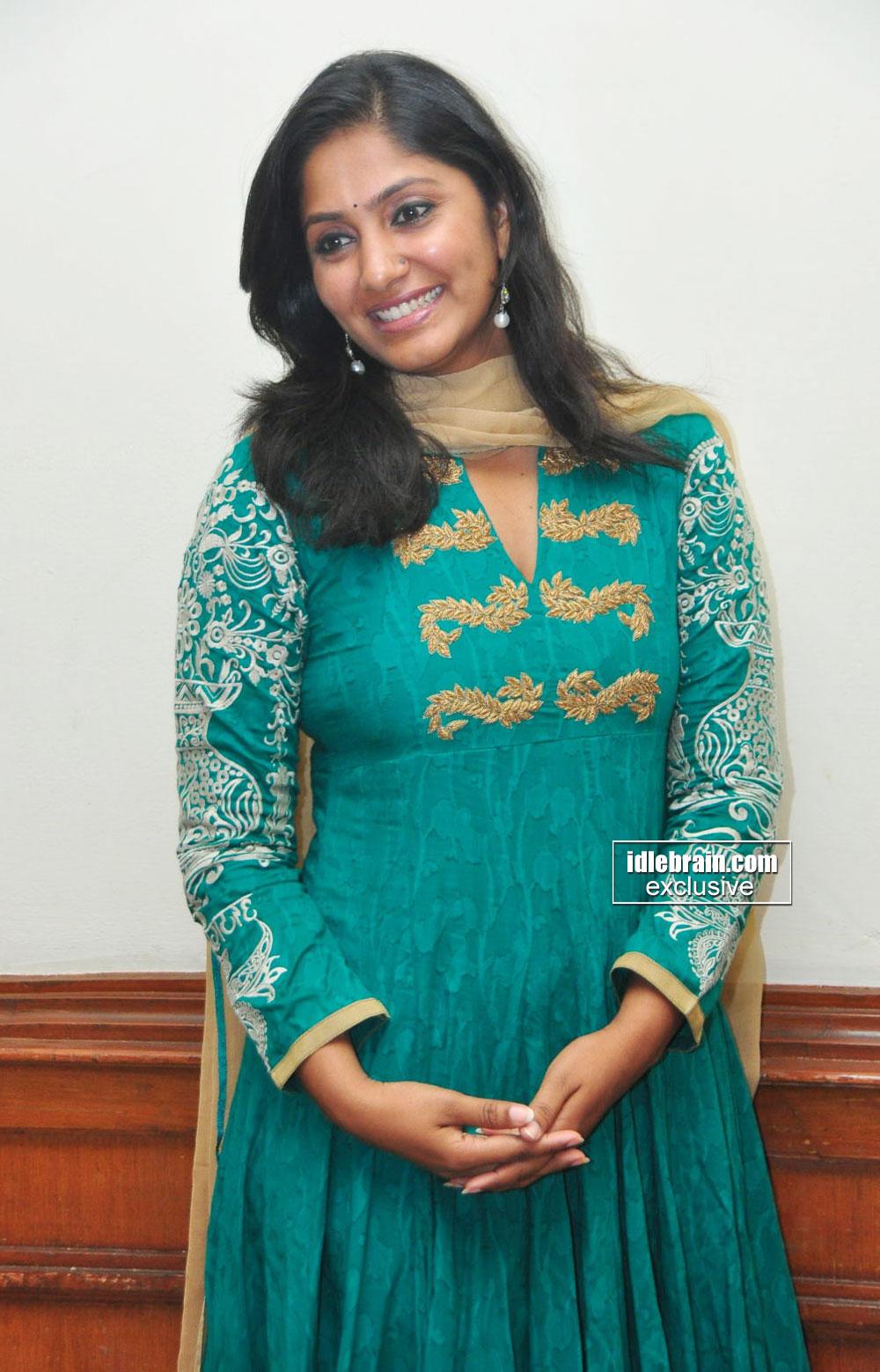 Gsv Pics - Photos With Poetry Jhansi Hot Gemini Tv Anchor-1098