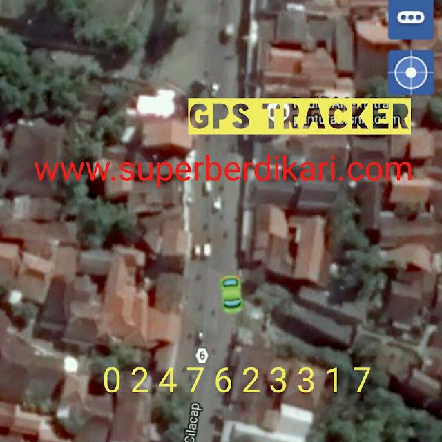 gps tracker mobil