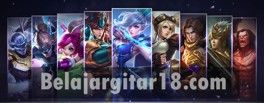 Jenis Hero Mobile Legends
