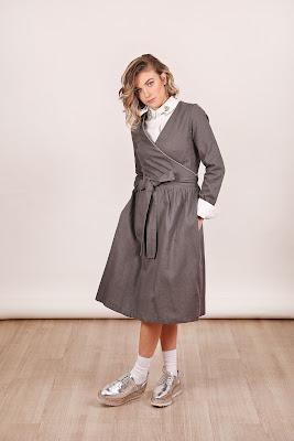 יריד אופנה שמלה של CHAYA HECHT, 350 שח ליריד החורף של SHEEK ME (5-6 בדצמבר בגבעת שמואל), צלם חני פולק