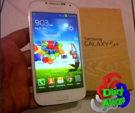 android samsung s4 replika