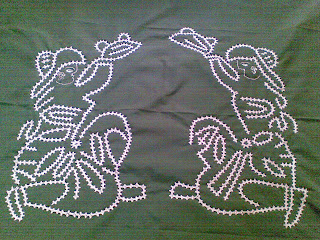 hand embroidary designs