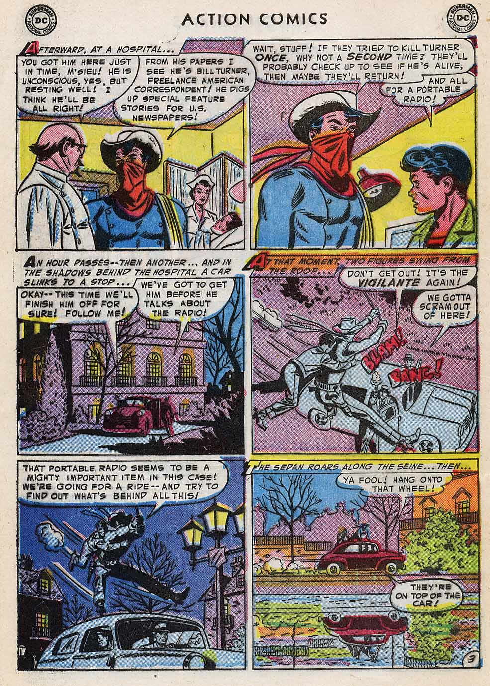 Read online Action Comics (1938) comic -  Issue #196 - 36
