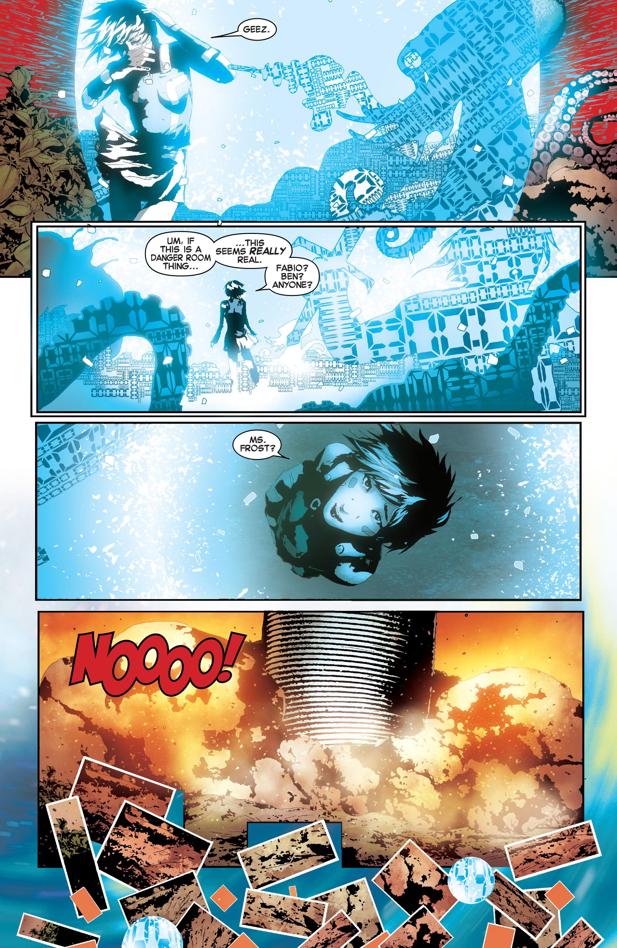 Read online Uncanny X-Men (2013) comic -  Issue # Annual 1 - 7