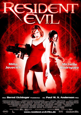 Resident Evil: O Hóspede Maldito (2002) Dublado e Legendado HD 1080p