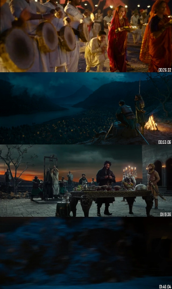 Tanhaji The Unsung Warrior 2020 Hindi 720p 480p WEB-DL x264 Full Movie