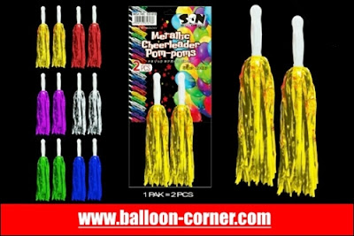 Cheerleading Pom Poms Stick / Tongkat Cheerleader Pom Pom (NEW MODEL)