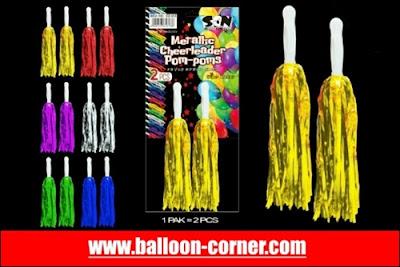 Cheerleading Pom Poms Stick / Tongkat Cheerleader Pom Pom (NEW MODEL)
