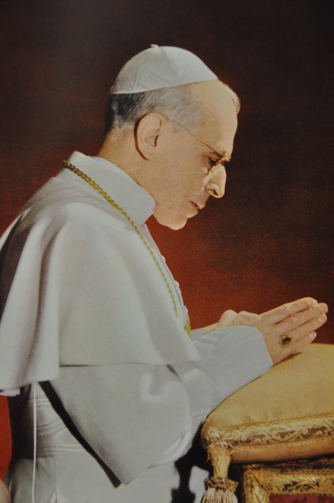 Orbis Catholicus Secundus Venerable Pius Xii In Colour
