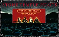 Stone Temple Pilots - Alive in The Windy City DVD