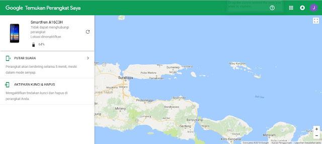 Cara Melacak Android yang Hilang dengan Fitur Find My Device dari Google