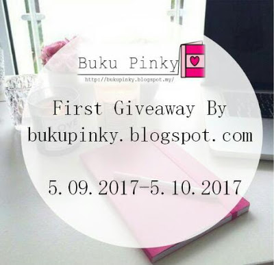 http://bukupinky.blogspot.my/2017/09/first-giveaway-by-blog-buku-pinky_5.html