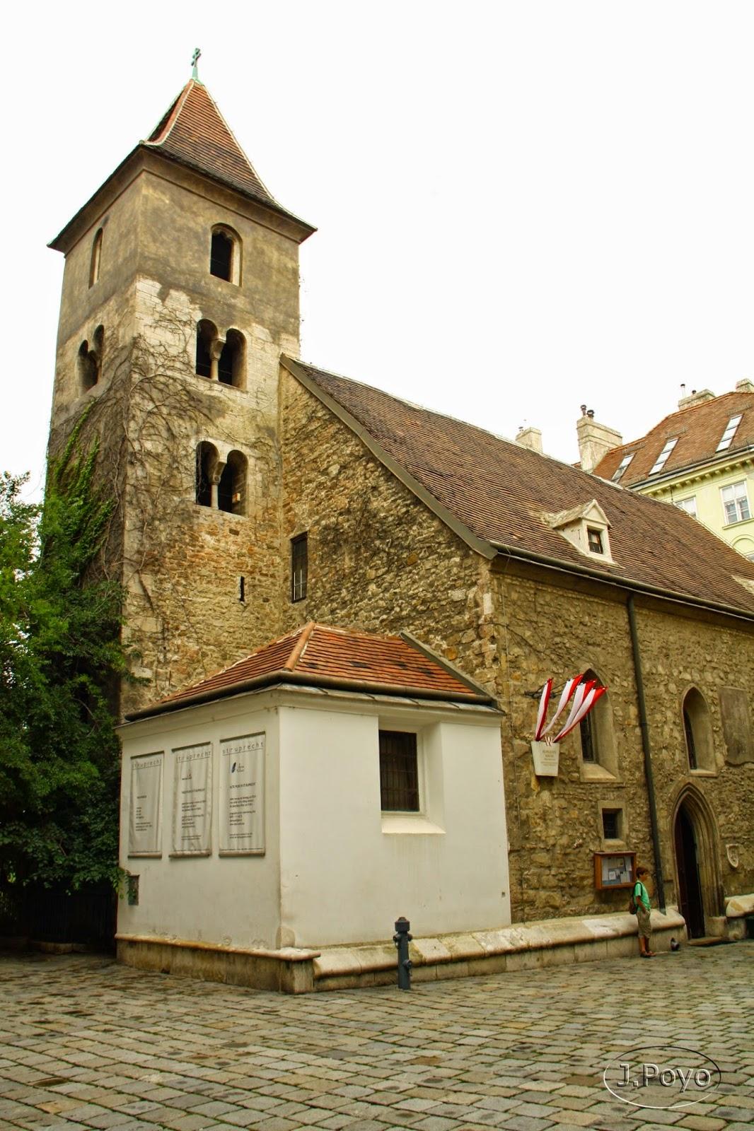 Iglesia de San Ruperto, Viena
