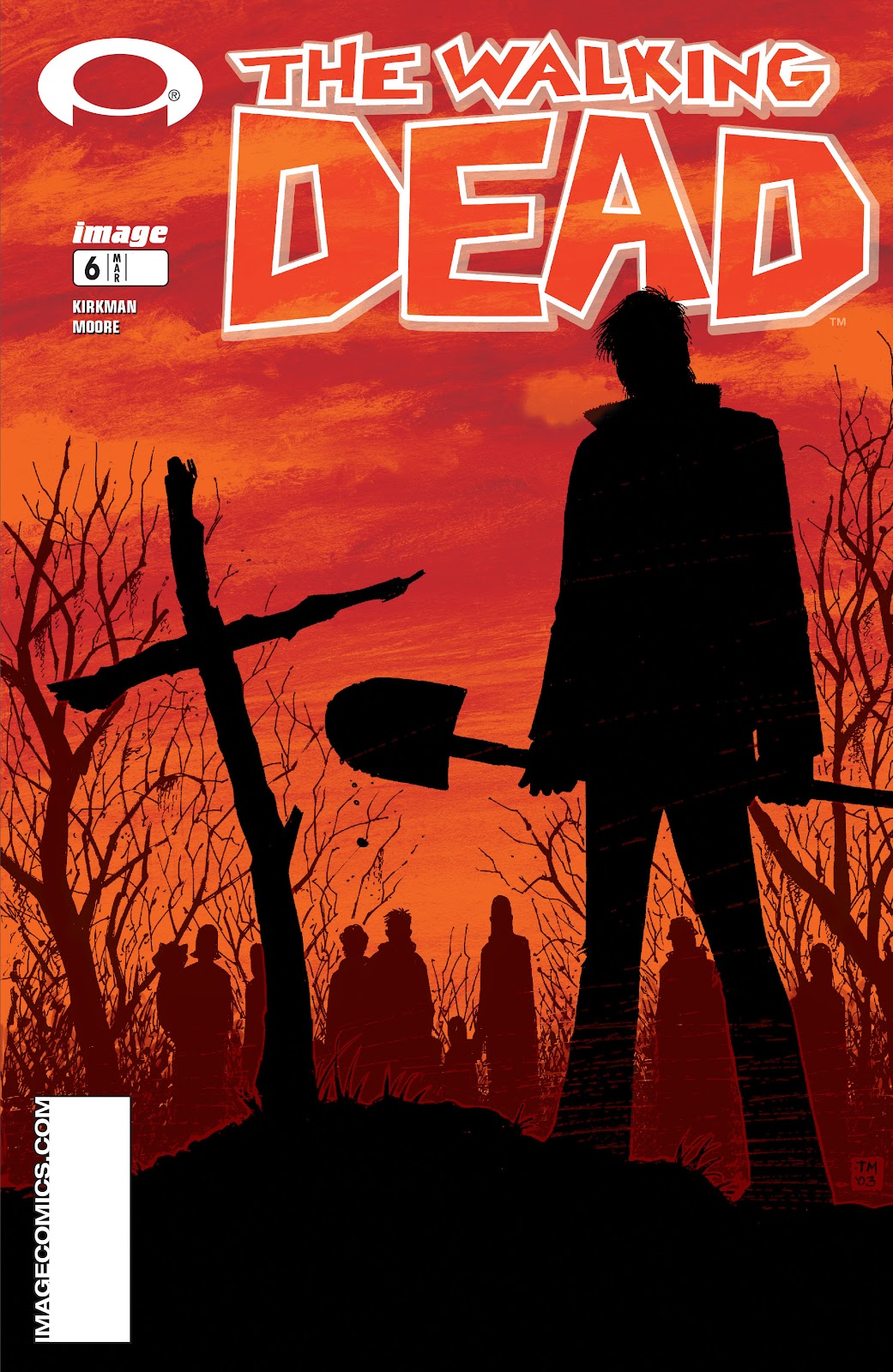 The Walking Dead issue 6 - Page 1