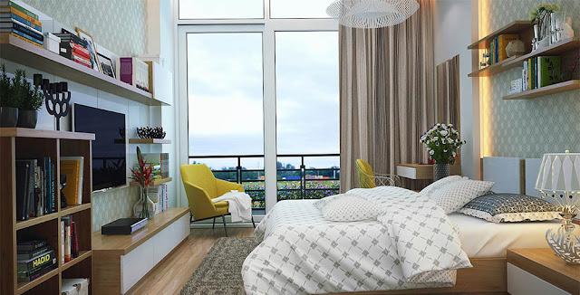 Những kiểu nội thất phòng ngủ hiện đại quý phái cho gia chủ