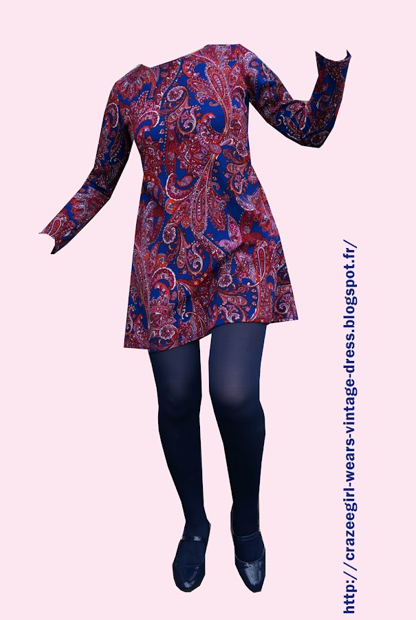 paisley a line mini dress navy blue patent mary jane
