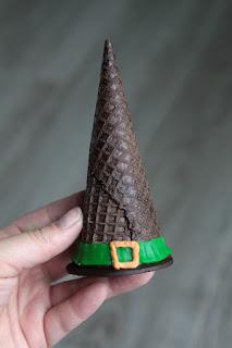cappello da strega con sorpresa