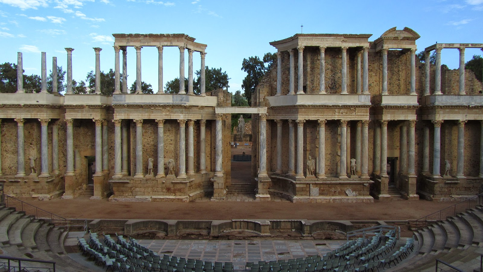 Mérida-Teatro Romano