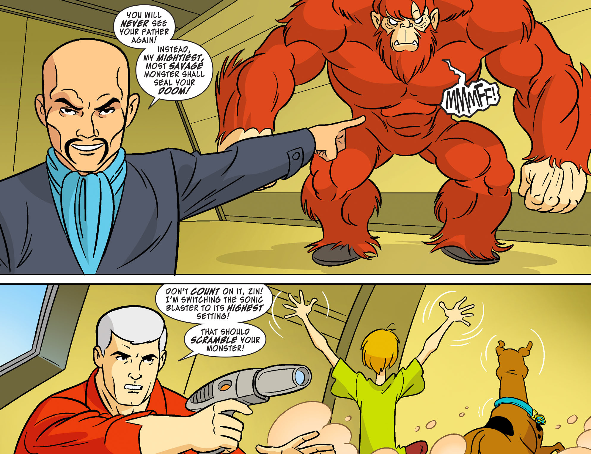 Read online Scooby-Doo! Team-Up comic -  Issue #20 - 17