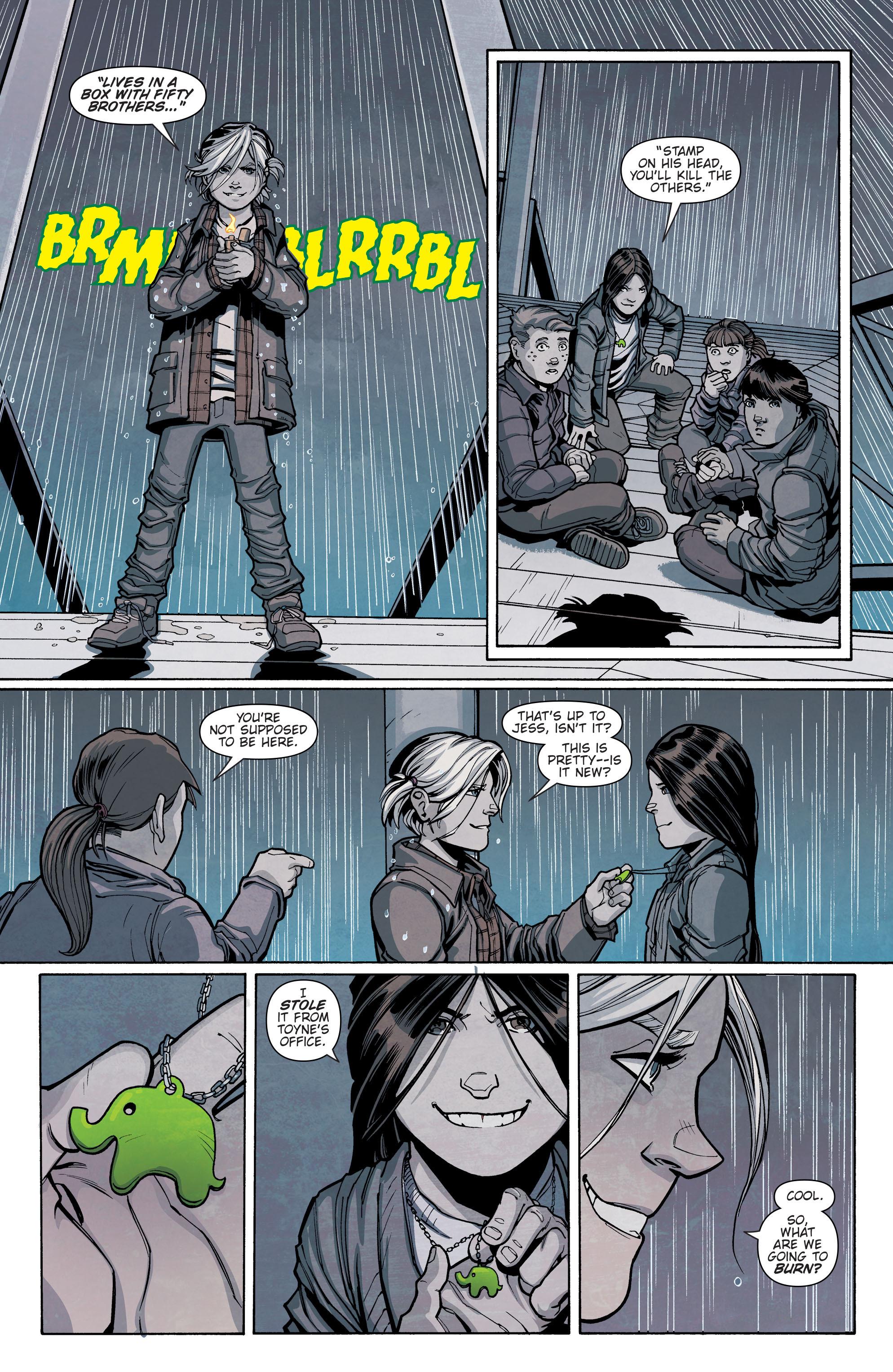 Read online Slash & Burn comic -  Issue #3 - 5