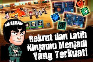 Shinobi Rebirth : Ninja War v1.0.11 MOD APK + Data OBB Full Terbaru