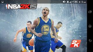 NBA2k14 to NBA 2k15