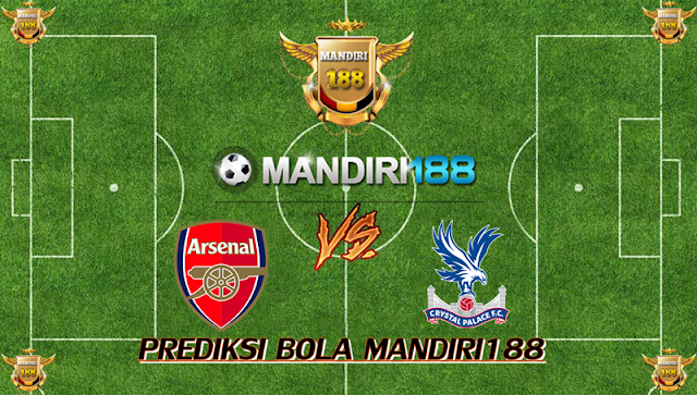 AGEN BOLA - Prediksi Arsenal vs Crystal Palace 20 Januari 2018