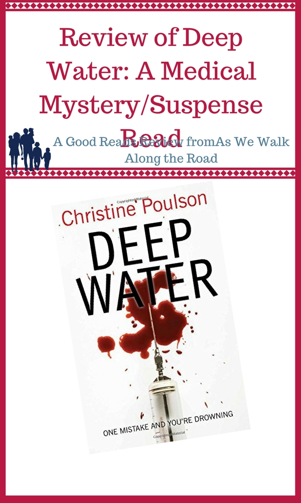 Review of Deep Water by Christine Poulson