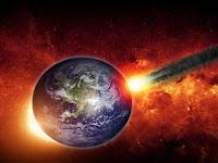 Api Neraka Pernah Sampai ke Dunia