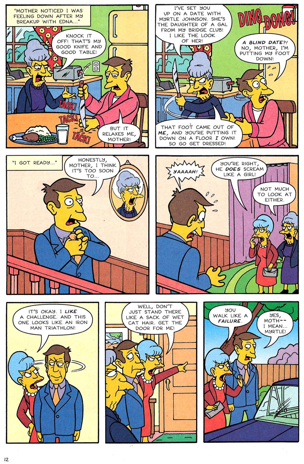 Read online Simpsons Comics comic -  Issue #118 - 10