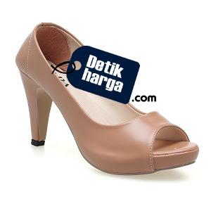 Zada Open Toe Heels