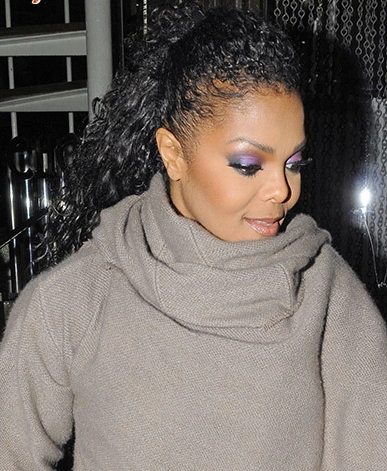 janet jackson baby shopping london