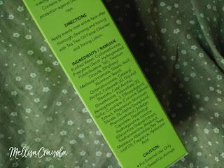 Cosmoderm Tea Tree Oil Day & Night Moisturiser Review