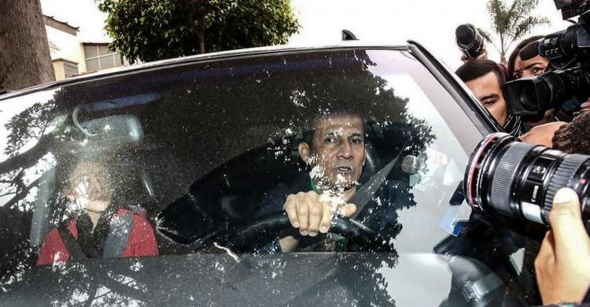 Ollanta Humala y Nadine Heredia irán al penal que les corresponda, sostiene abogado