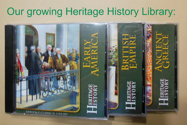 Heritage History Homeschool Curriculum