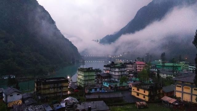 Chungthang Valley: Photo by Jayashree Sengupta @DoiBedouin