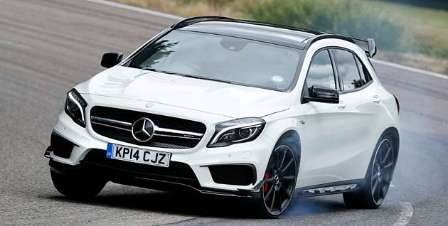 2018 Mercedes-Benz GLA45 AMG Facelift Price Release Date