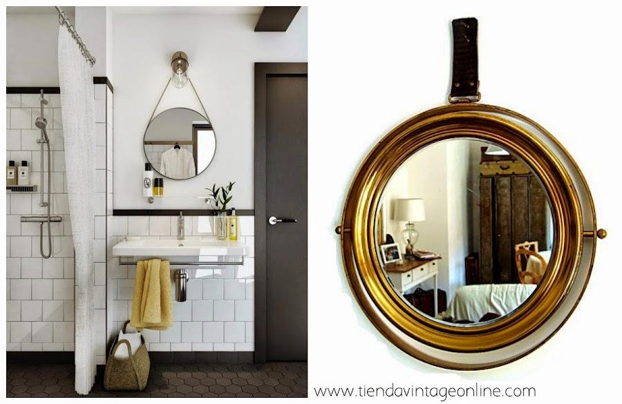 Espejos redondos - Espejos redondos para banos ...
