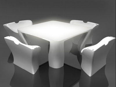 Modern Dining Tables and Creative Dining Table Designs (15) 13