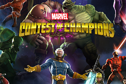 Download MARVEL Contest of Champions Apk v10.0.2 Upadate ( Mod Demage ) + Data