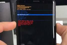 Cara Memperbaiki Black Screen pada Samsung Galaxy S9 +  4