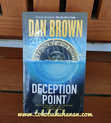 buku Deception Point karya Dan Brown