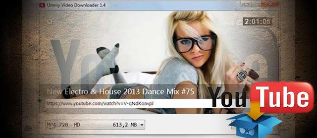 Berbagi Cara Download Video Youtube