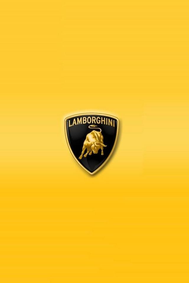 Lamborghini logo download iphone ipod touch android - Lamborghini symbol wallpaper ...