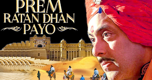 Prem Ratan Dhan Payo - A misleading family issues
