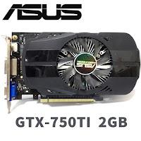 Asus GTX-750TI-OC-2GB