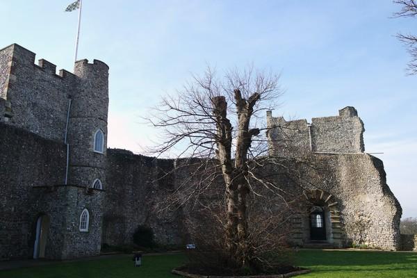lewes sussex castle château